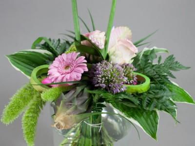 boeket-20-euro-roze-lila